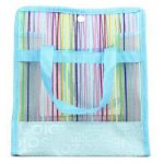 Fashion Bathing Bags colored bags Handbags Rainbow Bag Leisure Beach bags Supplier