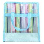 Fashion Bathing Bags colored bags Handbags Rainbow Bag Leisure Beach bags Supplier
