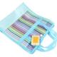 Netscoco Rainbow Mesh Bag Beach Handbag Fashion Bags China Supplier Factory