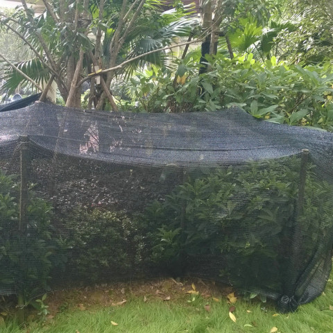 Shade Netting For Plants